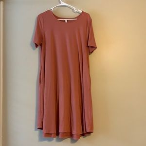 Dresses & Skirts - Cotton short sleeve dress
